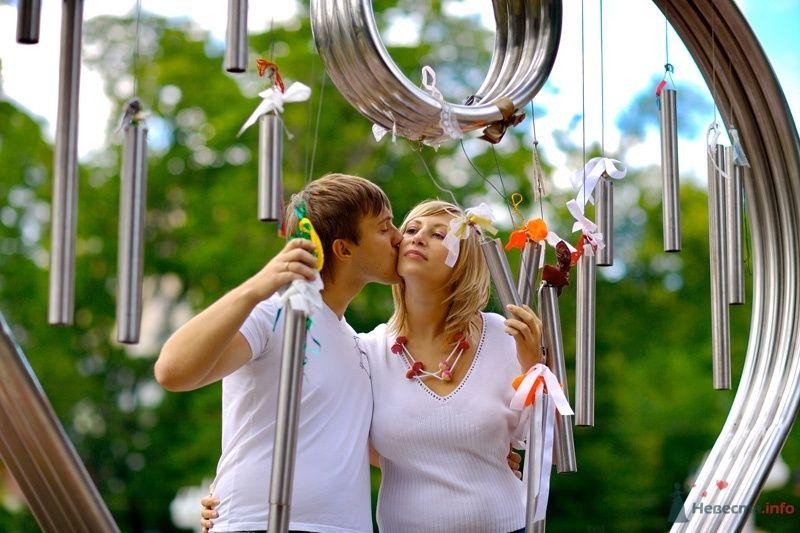 Фото 40246 в коллекции Love Story Виталий и Надежда Сад Эрмитаж - Геннадий Котельников - видео и фотоуслуги