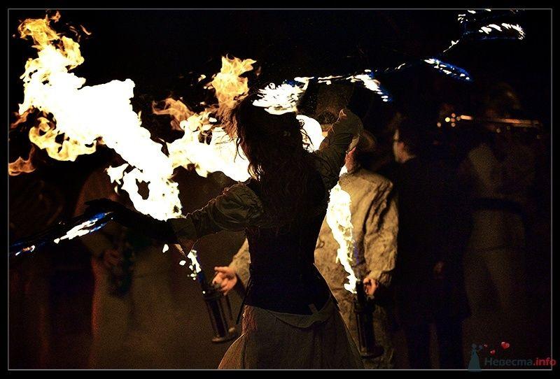 """Фото 40680 в коллекции Art of Fire лицедейство """"Ognennie Ludi"""" Огненные Люди  - Геннадий Котельников - видео и фотоуслуги"""