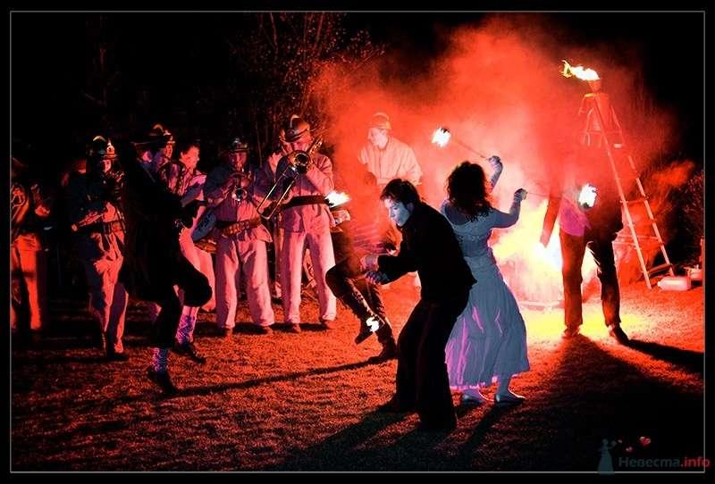 """Фото 40686 в коллекции Art of Fire лицедейство """"Ognennie Ludi"""" Огненные Люди  - Геннадий Котельников - видео и фотоуслуги"""