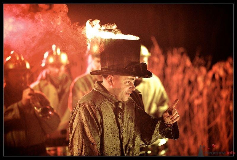 """Фото 40687 в коллекции Art of Fire лицедейство """"Ognennie Ludi"""" Огненные Люди  - Геннадий Котельников - видео и фотоуслуги"""