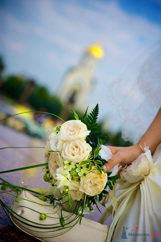 Фото 44705 в коллекции Свадебные фотографии - Геннадий Котельников - видео и фотоуслуги