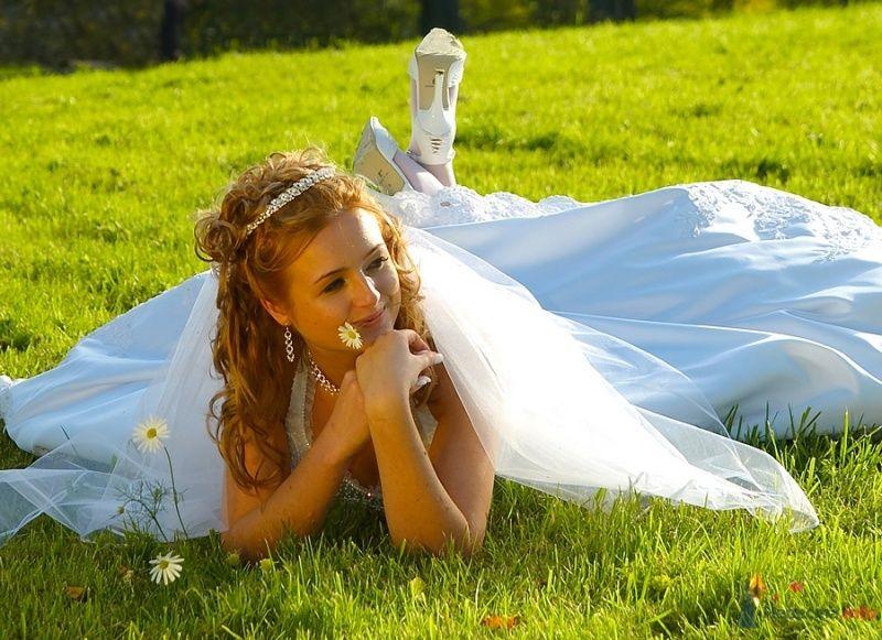 Фото 44708 в коллекции Свадебные фотографии - Геннадий Котельников - видео и фотоуслуги