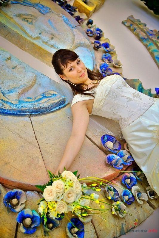 Фото 44862 в коллекции Свадебные фотографии - Геннадий Котельников - видео и фотоуслуги