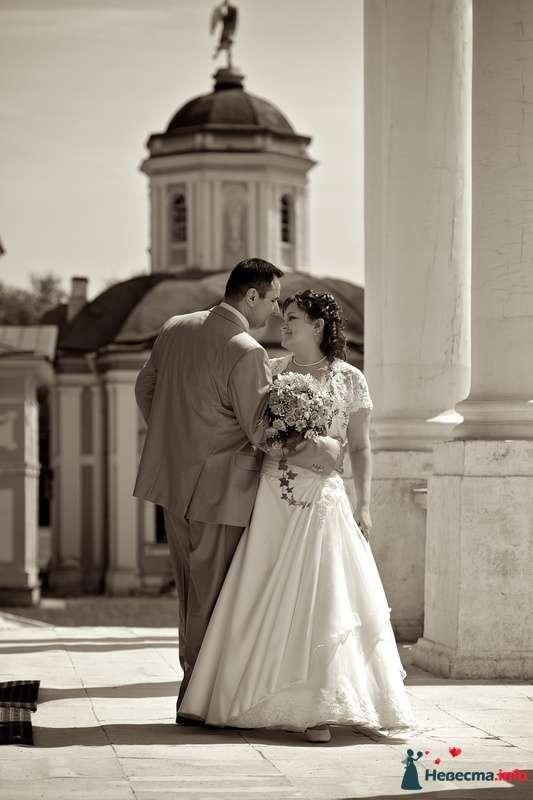 Фото 126838 в коллекции Свадебные фотографии - Геннадий Котельников - видео и фотоуслуги