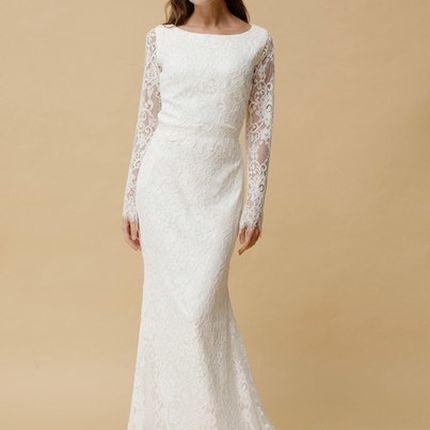 Свадебное платье Bohemian
