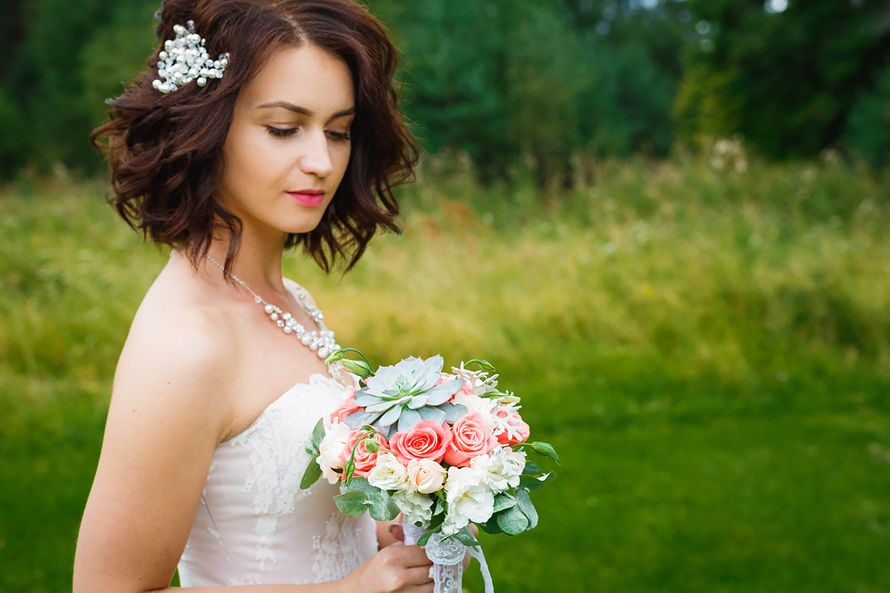 Фото 15521168 в коллекции свадьба Леонида и Марии.26/08/17 - Фотограф Катерина Резанова