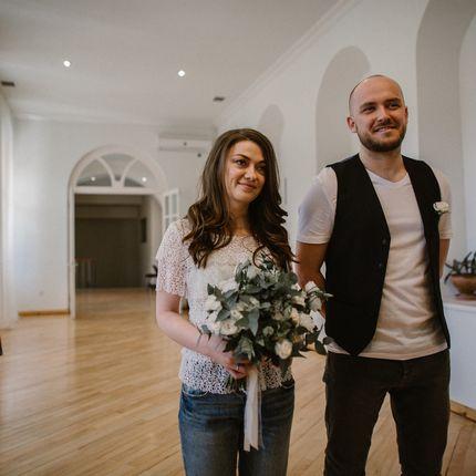 Организация официальной церемонии во Дворце бракосочетаний Сигнахи