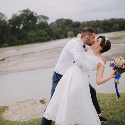 Организация свадьбы на берегу реки