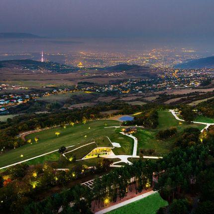 Организация свадьбы с видом на Тбилиси
