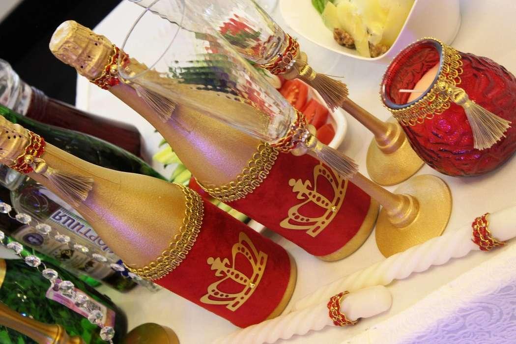 Декор и оформление Галины Миловой - фото 15586510 Невеста01