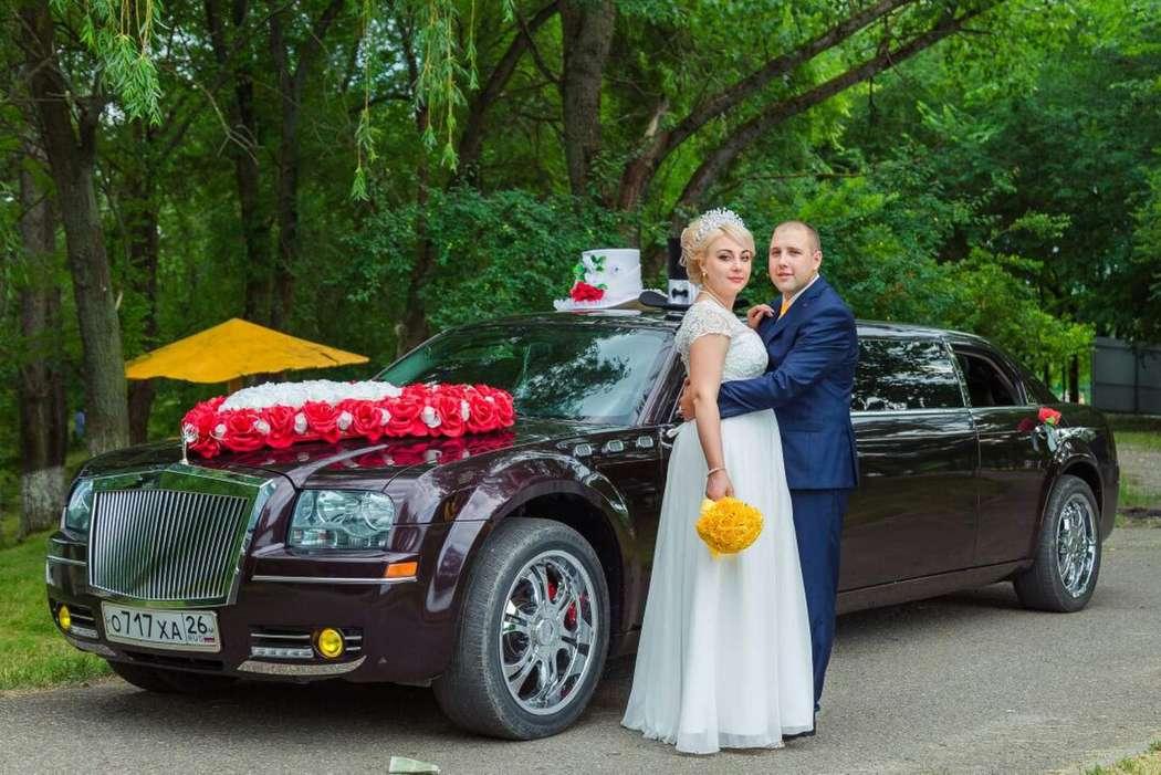 Фото 15632820 в коллекции Свадьба в Невинномысске и по Кочубеевскому району - Vip-Лимузин - салон аренды авто