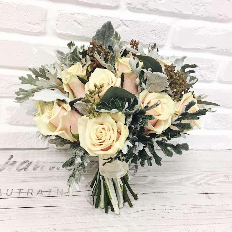 Фото 15634448 в коллекции Свадебный букет - Mscflowers - флористическая мастерская