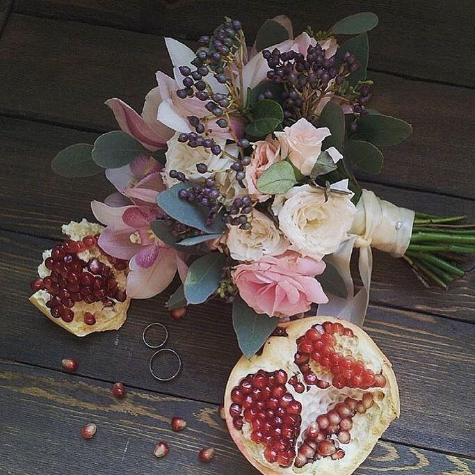 Фото 15634456 в коллекции Свадебный букет - Mscflowers - флористическая мастерская