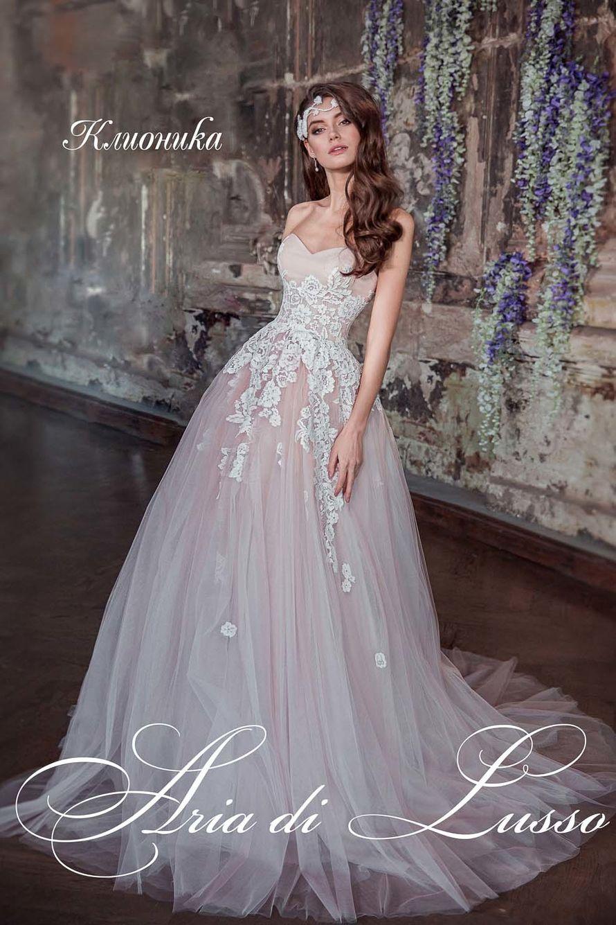 Свадебное платье Cleonice