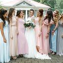 Стать подружкой невесты - большая ответственность!  И каждая подружка невесты задает себе вопрос - ЧТО ЖЕ НАДЕТЬ???