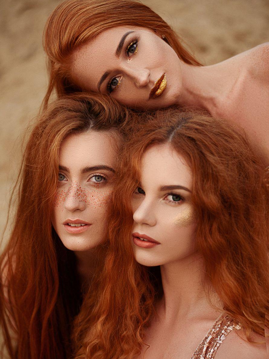 Фото 15680140 в коллекции Портфолио - Визажист Арина Баранова