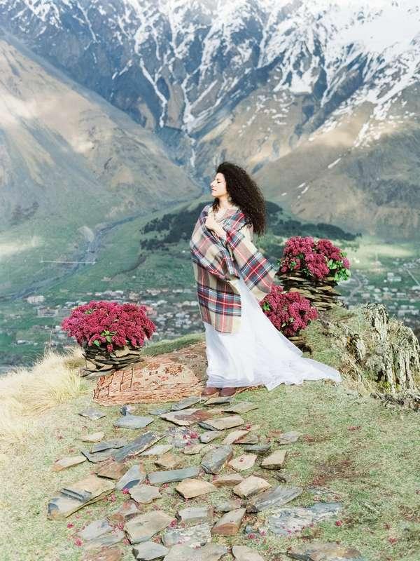 Фото 15727406 в коллекции Свадьба в горах  - Unforgettable moments - студия декора