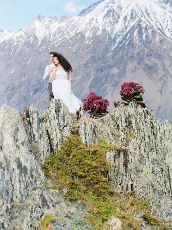 Фото 15727422 в коллекции Свадьба в горах  - Unforgettable moments - студия декора