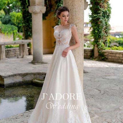 Свадебное платье Розалино