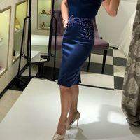 Коктейльное платье Милори
