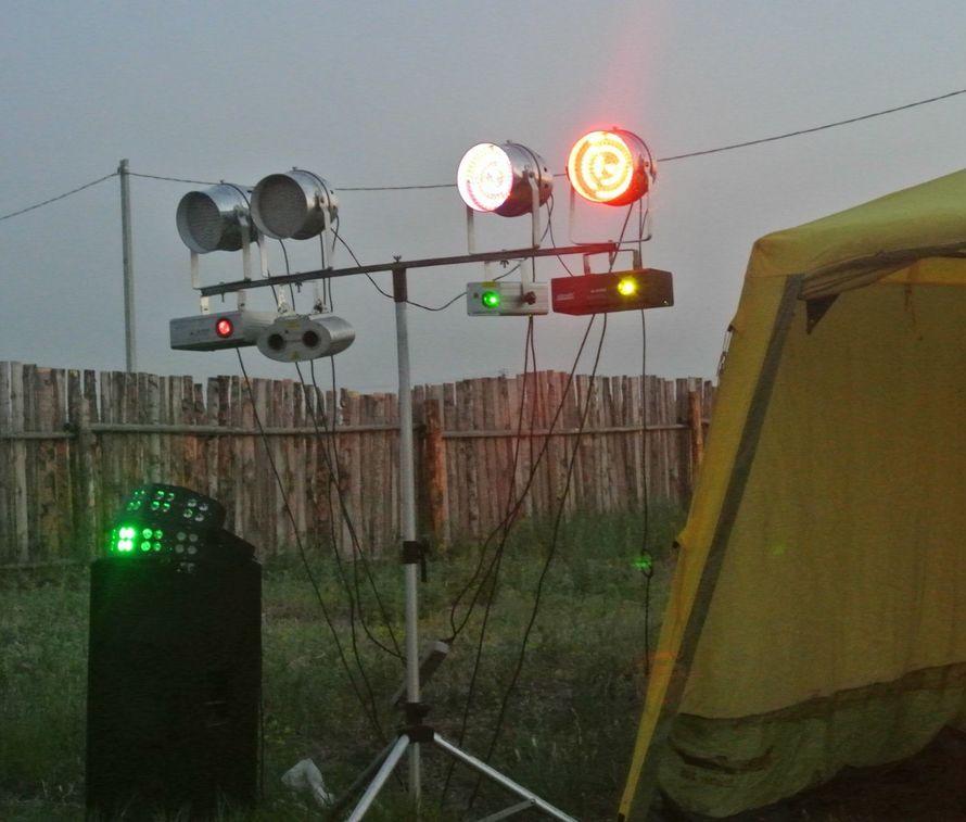 Часть аппаратуры  на выезд - фото 15747590 Ведущий Серж Morozov