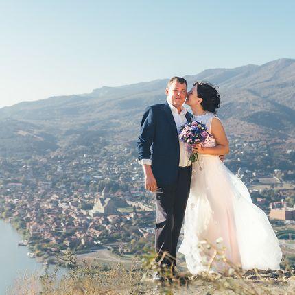"""Организация свадьбы в Грузии """"под ключ"""""""