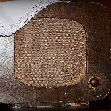 Аренда винтажного радиоприёмника