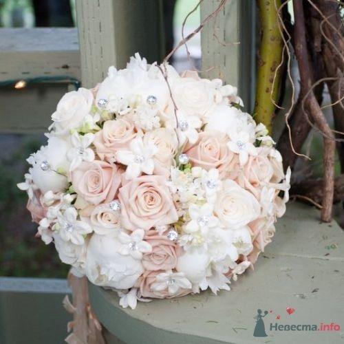 Фото 51109 в коллекции Цветы на свадьбе - Лися
