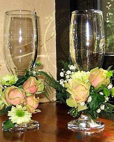 Фото 51113 в коллекции Цветы на свадьбе - Лися