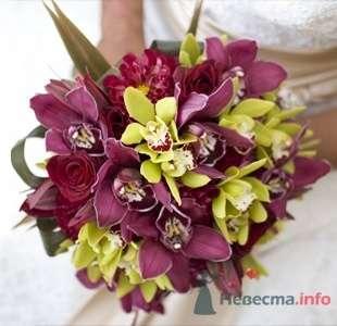 Фото 51123 в коллекции Цветы на свадьбе - Лися