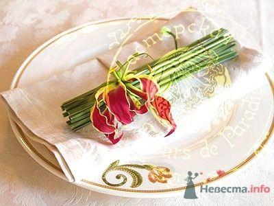 Фото 51126 в коллекции Цветы на свадьбе - Лися