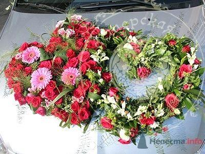 Фото 51128 в коллекции Цветы на свадьбе - Лися