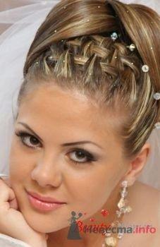 Фото 51581 в коллекции Свадебные прически - Лися