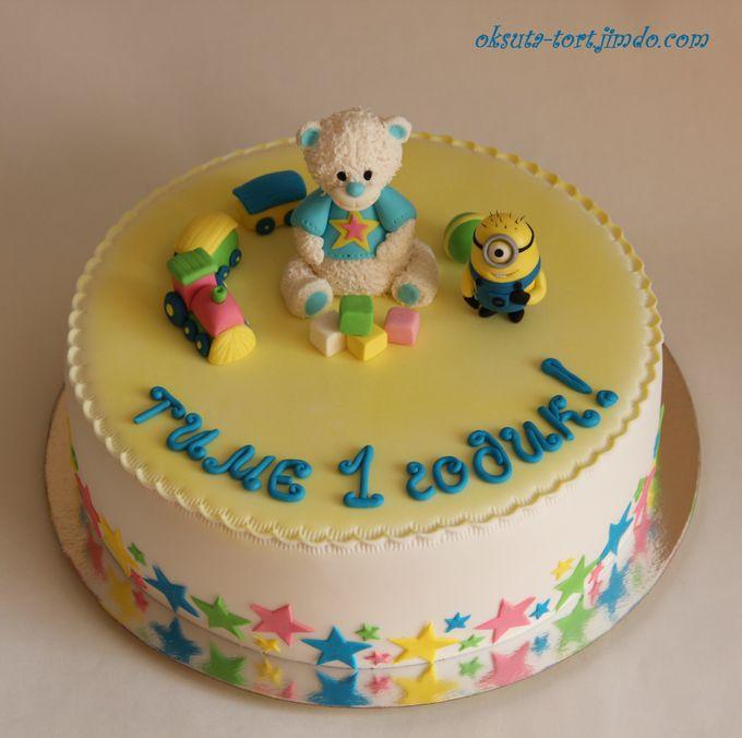 Картинки детских тортов с надписью лера