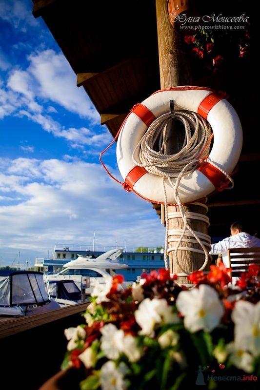"""Фото 57469 в коллекции Свадьба на воде в яхт-клубе """"Нептун"""" - Свадебный фотограф Моисеева Юлия"""
