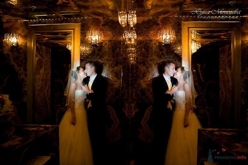 Фото 57480 в коллекции Свадьба в отеле Ritz-Carltnon