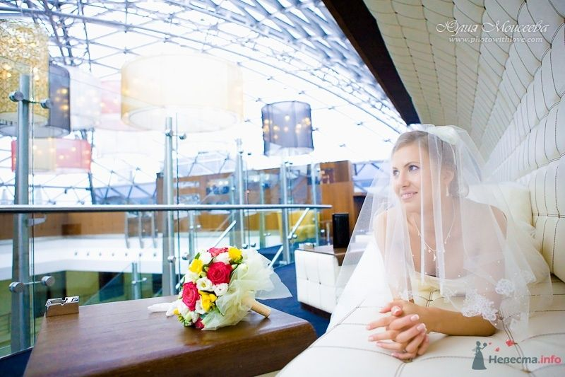 Фото 58045 в коллекции Свадьба в отеле Ritz-Carltnon - Свадебный фотограф Моисеева Юлия