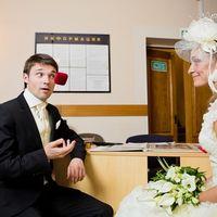 необычное на свадьбе