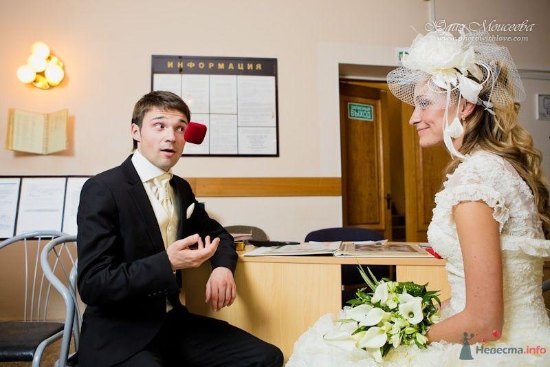необычное на свадьбе - фото 62563 Свадебный фотограф Моисеева Юлия