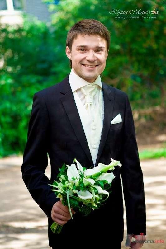 красивое фото жениха - фото 62567 Свадебный фотограф Моисеева Юлия