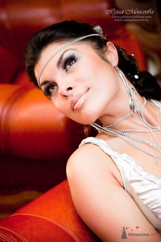 красивая невеста - фото 63148 Свадебный фотограф Моисеева Юлия