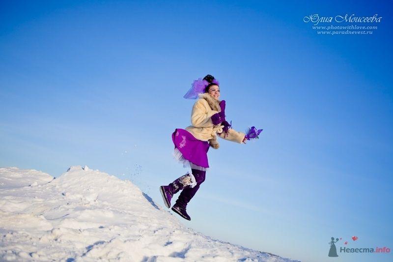 Фото 69095 в коллекции Зимняя сказка))) - Свадебный фотограф Моисеева Юлия