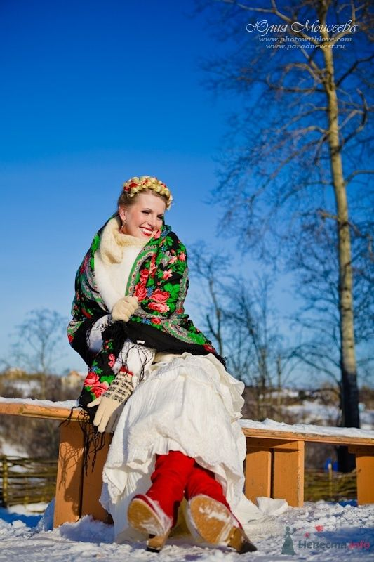 Фото 69099 в коллекции Зимняя сказка))) - Свадебный фотограф Моисеева Юлия