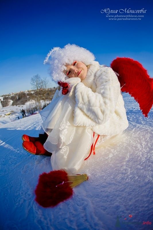 Фото 69107 в коллекции Зимняя сказка))) - Свадебный фотограф Моисеева Юлия