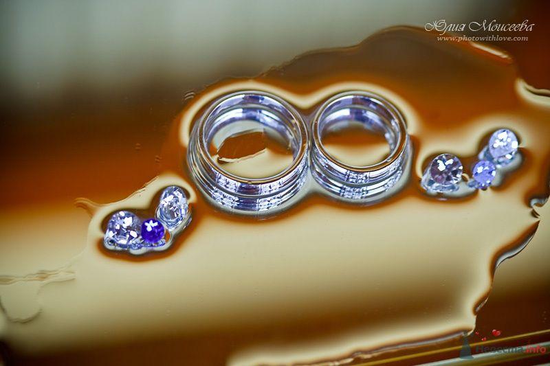 обручальные кольца - фото 80359 Свадебный фотограф Моисеева Юлия