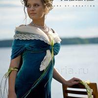 Элегантное украшение на руку, на платье и дугообразный букет