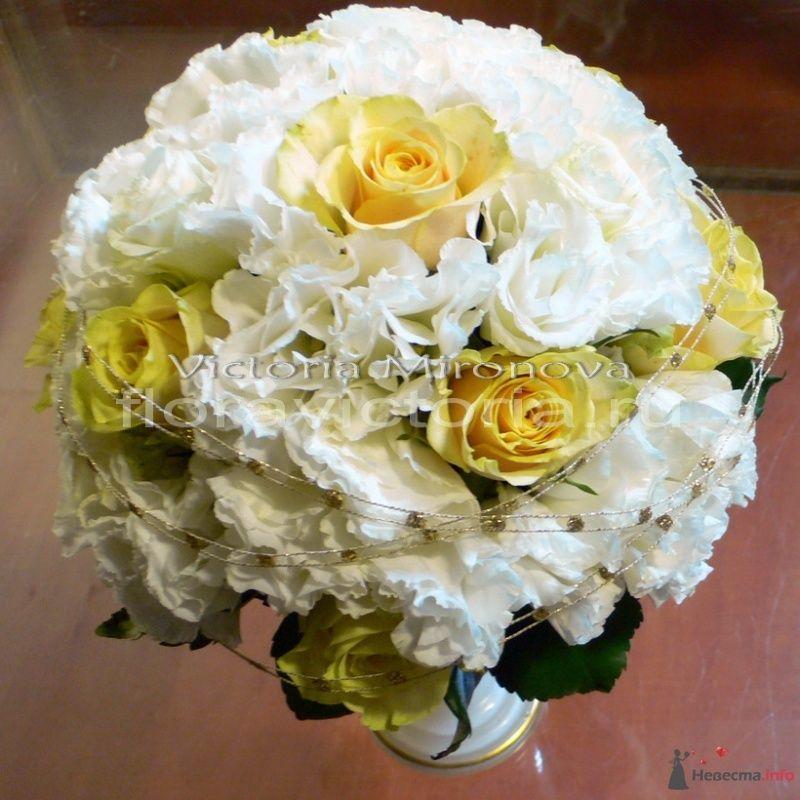 Букет для невесты - фото 29432 Cвадебная флористика и декор событий FloraVictoria