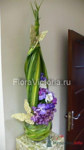 Фото 79060 в коллекции Мои фотографии - Cвадебная флористика и декор событий FloraVictoria