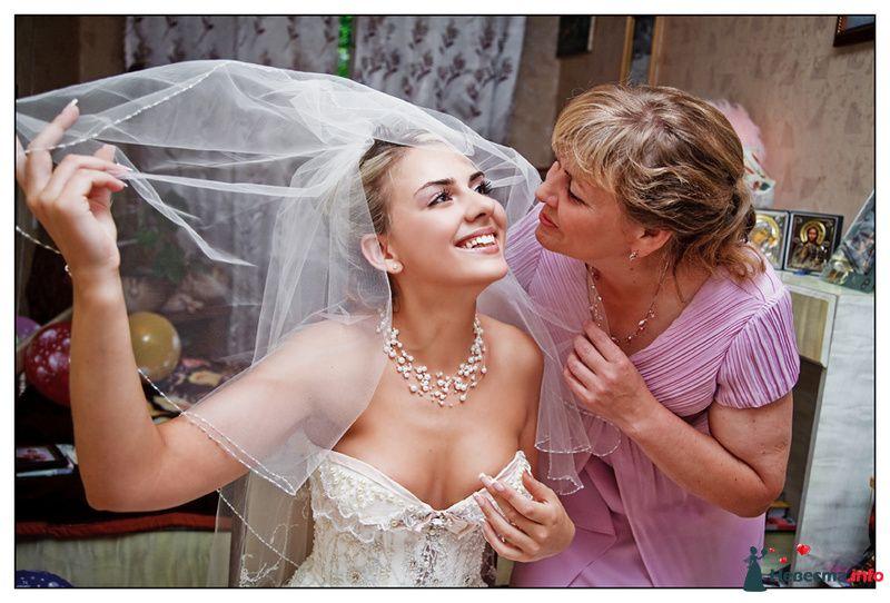 с мамой - фото 108400 Фотограф Вилена Экон
