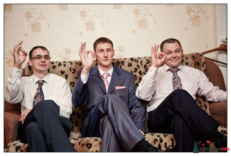 жених с друзьями - фото 108402 Фотограф Вилена Экон